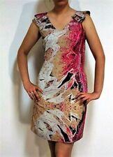 Viscose Work Short Sleeve Dresses for Women