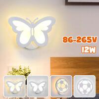 LED Wall Lamp Night Ceiling Lights Spotlight Modern Home Bedside Chandeliers