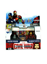 Marvel Minimates Suited Vision & Scarlet Witch SDCC 2015 Exclusive San Diego New