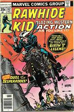 Rawhide Kid #142, November 1977 Marvel Comics - 35¢ Gil Kane cover VG