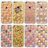 Custodia Cover Design Emoticons Per Apple iPhone 4 4s 5 5s 5c 6 6s 7 Plus SE