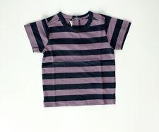 Camiseta lila y azul de manga corta de niño (varias tallas)