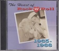 TIME LIFE Heart of Rock & Roll 1965-1966 Various Artists CD Jimmy Ruffin Oldies