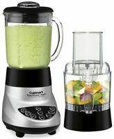 Cuisinart BFP-703BC Duet Food Processor, Brushed Chrome