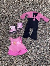 American Girl Doll Ice Skating Two Piece Outfit