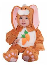 Forum Novelties Baby Boy's Plush Cuddlee Rabbit Costume Infant