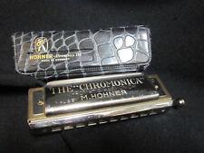 Hohner vintage Chromonica #260 key of C  Germany