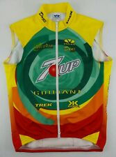Vintage 2001 VOLER Citrus Valley Velo 7UP Cycling WindTex Jersey Size Adult M
