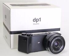 Sigma DP1 Quattro 19 mm 1:2,8 APS-C *** Aussteller *** Händler *** neuwertig!!