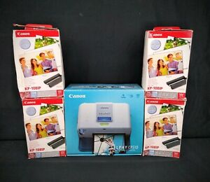Canon Selphy CP510 w/ (4) Refill Boxes