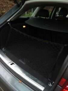 Trunk Envelope Style Cargo Net for AUDI A4 Quattro & A4 allroad & Allroad 09-20