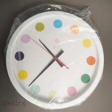 New Damien Hirst Spot Clock Large Modern Contemporary Art Hirst Dots