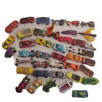 Hot Wheels Matchbox Maisto Mixed Lot of 41 Toy Cars Trucks Airplane Clean Fun