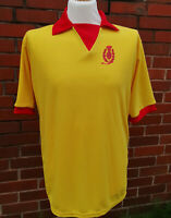 Partick Thistle retro style football soccer shirt