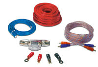 DIETZ 20135 35mm Kabelkit Endstufen Verstärker Anschluss Kabel Set 35qmm 100A