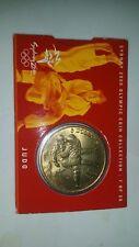 AUSTRALIA AUS 5 DOLLARS JUDO OLYMPIC COIN @ STARTING BID