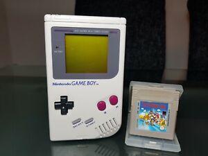 Nintendo Game boy DMG-01 1989 Classic Originale + Super Mario Land