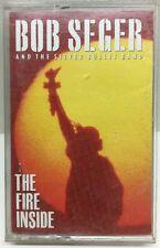 Bob Seger & The Silver Bullet Band The Fire Inside Cassette Tape C4 91134