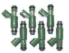 SET of 6 Brand New OEM Jaguar Injectors, 2002-08 X-Type 2.5L & 3.0L, C2S44705