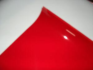 PAR 64 019 FIRE RED Lighting Filter Colour Effects Gel Theatre DJ Lights LED