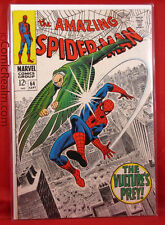 Amazing Spider-Man #64 (1968) Marvel The Vulture's Prey! B&B VF+!