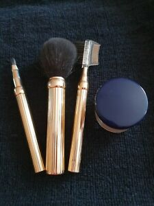 Estee lauder skincare Brush set and face powder translucent 5g good condition