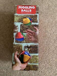 New Juggling Balls