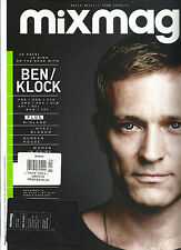 MIX MAG, MAGAZINE, 10 DAYS /10 GIGS ON THE ROAD WITH BEN / KLOCK NOVEMBER, 2016