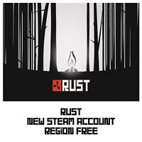 RUST [Steam Account] Global Region