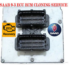 Plug & Play 2003-2011 Saab 9-3 Ecu Ecm Trionic 8 Replacement Cloning Repair
