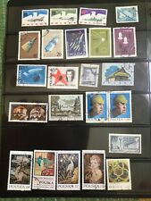 Poland collection lot used stamps