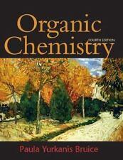 Organic Chemistry, Fourth Edition Bruice, Paula Yurkanis Hardcover
