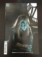 Batgirl #28 DC 2018 Middleton variant cover NM 9.4 Unread