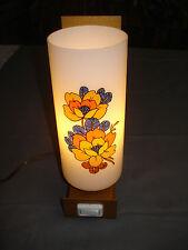 lampe de chevet  1970 à poser ou à suspendre