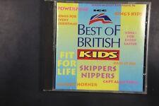 best of british kids - skippers nippers, capt alan price (C470)