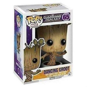 Toy Funko - Guardians of Galaxy Dancing Groot Pop! Vinyl Bobble Figure #65