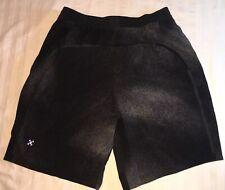 Mens Lululemon UnLined Athletic Running Shorts Sz Large Pockets