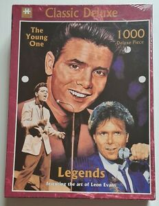 Cliff Richard BN Classic Deluxe The Young One 1000 Pieces puzzle