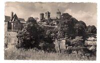 foix  a gauche ,la prefecture et les tours du château