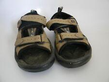Foot Joy Womens Tan Sandles Golf Shoes Size 8 48805