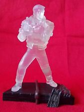 "CUSTOMISED Ghost in the shell BATOU Thermo optic camouflage Figure 3.8"" 9.5cm"