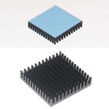CPU / 486 PC, etc heatsink, stick-on, 43mm x 43mm with a depth of 8.85mm