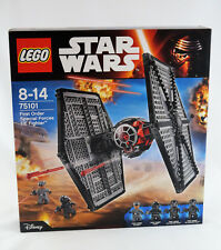 Lego® Star Wars 75101 First Order Special Forces TIE Fighter Neuware /New/Sealed