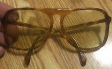 a5d2d0b66e8c Vintage RARE Metzler Sunglasses Eyeglasses Aviator Full Plastic Frame 2077  397
