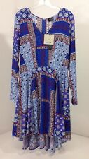 NWT VILA VIELOW LONG SLEEVE DRESS SZ MEDIUM $63