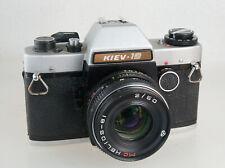Kiev 19 USSR 35mm F-Mount SLR, MC Helios-81 Nikon AI 50mm F/2 Lens, Excellent