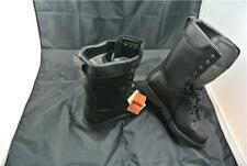 ALICO COMBAT BOOTS UK8 BLACK ARMY CADETS HIKING MILITARY THINSULATE VIBRAM SOLE