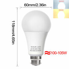 AU Stock 4W~20W B22 E27 Bayonet Screw  LED Globe Light Lamp Energy Saving Bulb