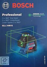 Bosch Ligne Laser GLL 3-80 Gramme