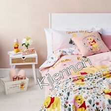 Disney Winnie the Pooh Piglet Single /Double /King Duvet Sets / Cushion/ Throw